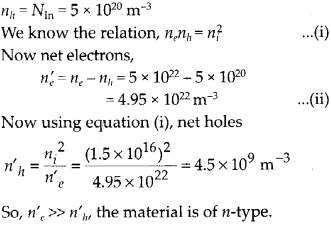 NCERT Solutions for Class 12 Physics Chapter 14 Semiconductor Electronics Materials, Devices and Simple Circuits 9