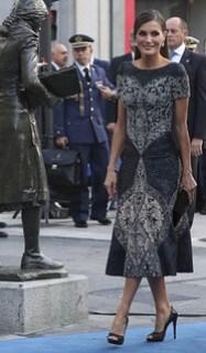 Spanish Queen Letizia