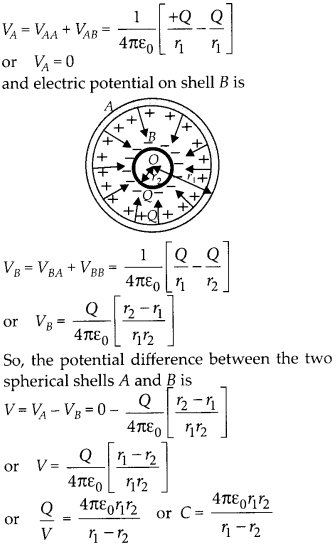 NCERT Solutions for Class 12 Physics Chapter 2 Electrostatic Potential and Capacitance 41