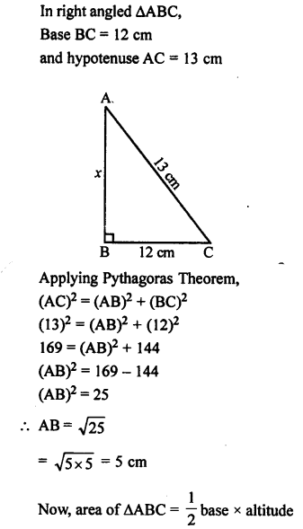 Selina Concise Mathematics Class 7 ICSE Solutions Chapter