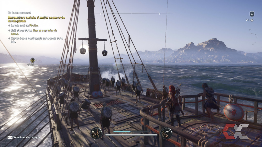 Assassins Creed Odessey - Overcluster 09
