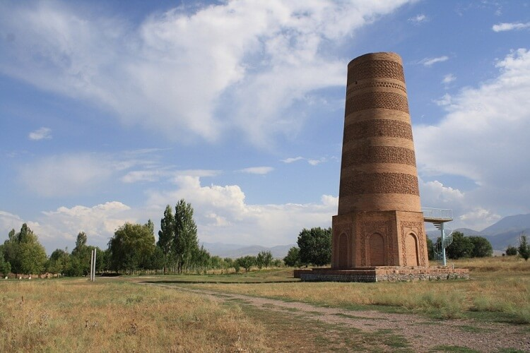 Burana Tower, 10 Amazing Things to do in Kyrgyzstan, Survive Travel (3)