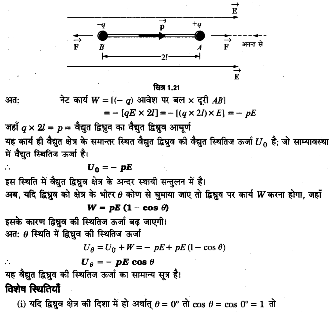 UP Board Solutions for Class 12 Physics Chapter 1 Electric Charges and Fields LAQ 4