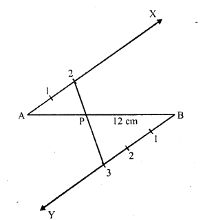 RD Sharma Class 10 Solutions Chapter 9 Constructions Ex 9.1 -1