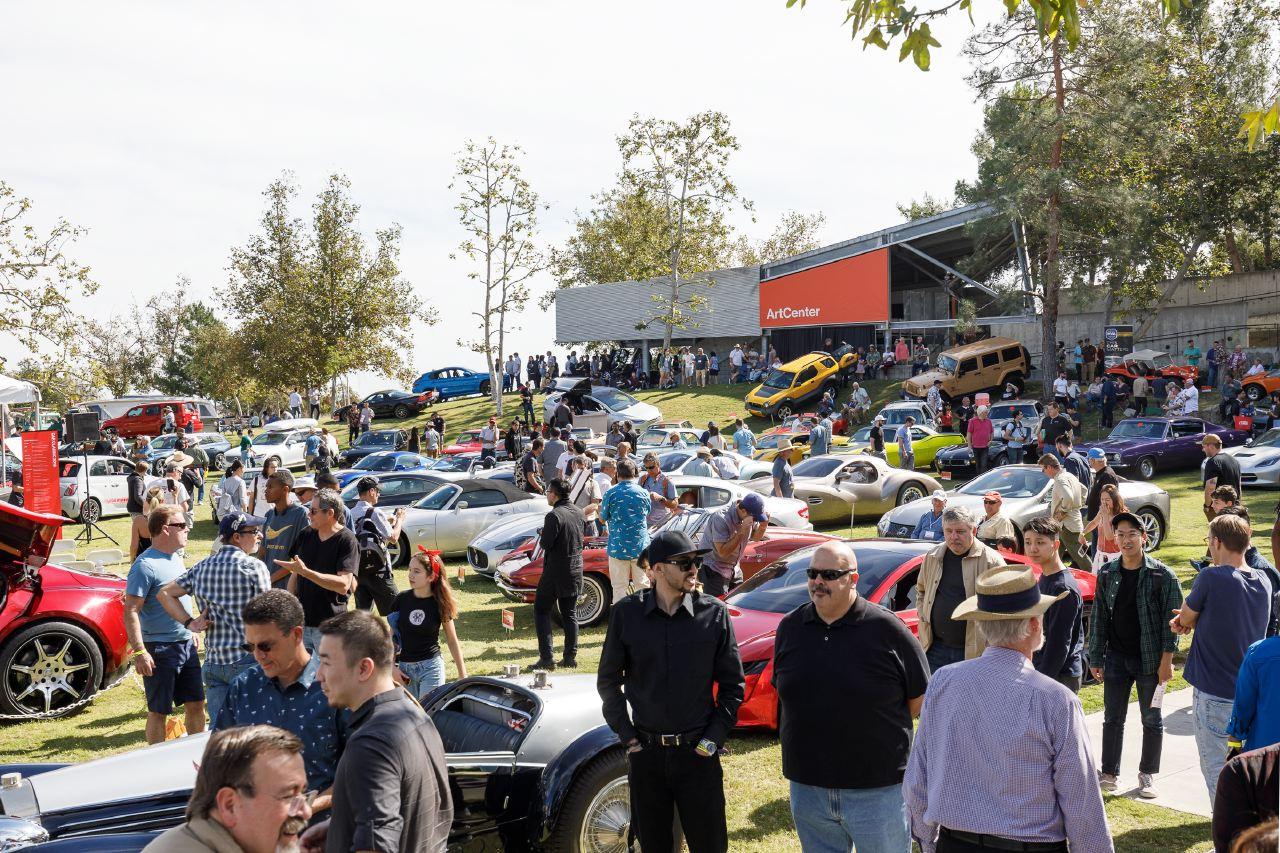 Walkaround The Artcenter Car Classic 2018