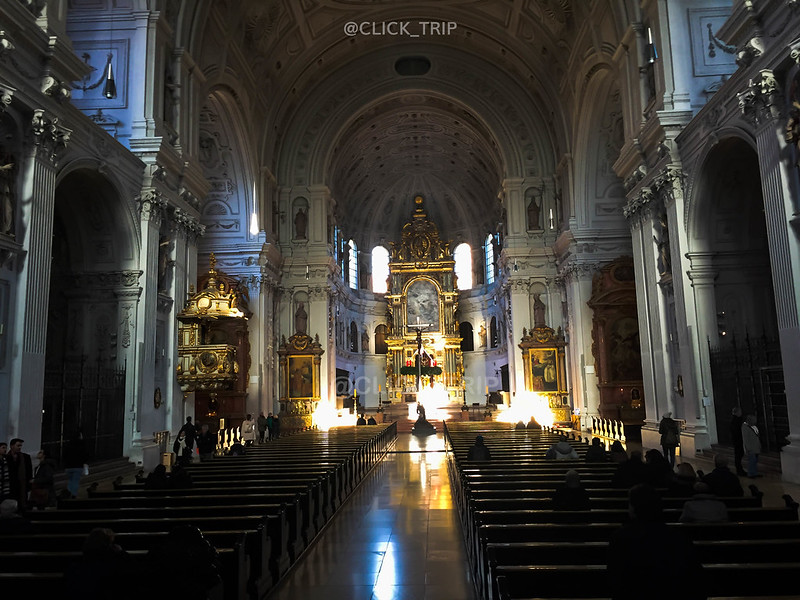 ¿Qué ver en Múnich? | Michaelskirche | ClickTrip.ES