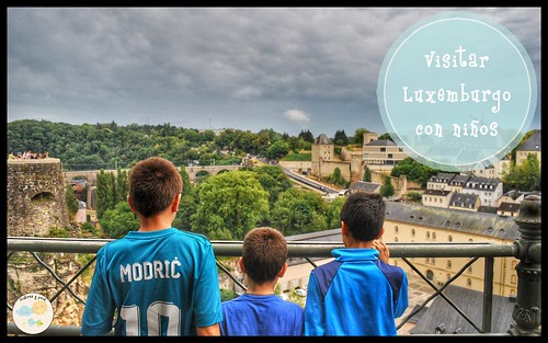 Luxemburgo con niños