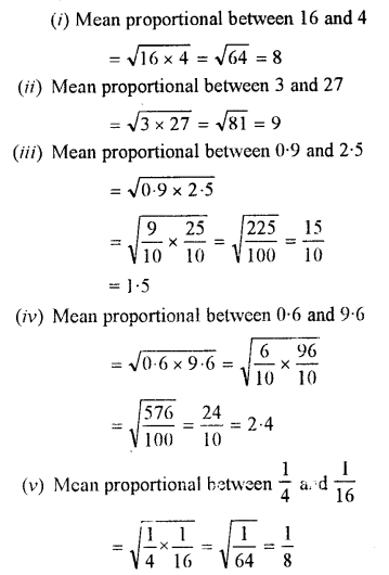 Selina Concise Mathematics class 7 ICSE Solutions - Ratio and Proportion (Including Sharing in a Ratio) -b4..