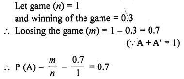 RD Sharma Class 10 Solutions Chapter 16 Probability Ex 16.1 15
