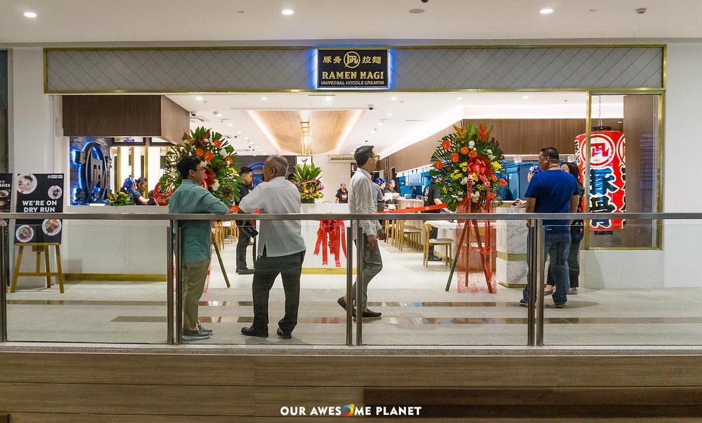 Ramen Nagi Concept Store