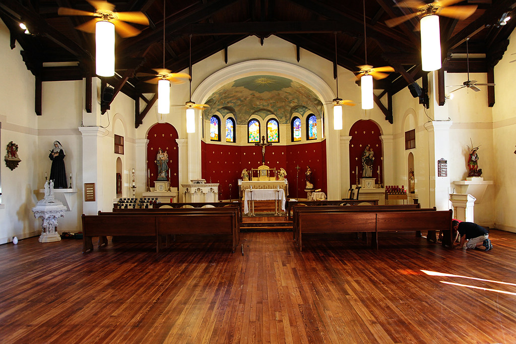 Church Renovation 3