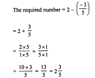 Selina Concise Mathematics class 7 ICSE Solutions - Rational Numbers-e5