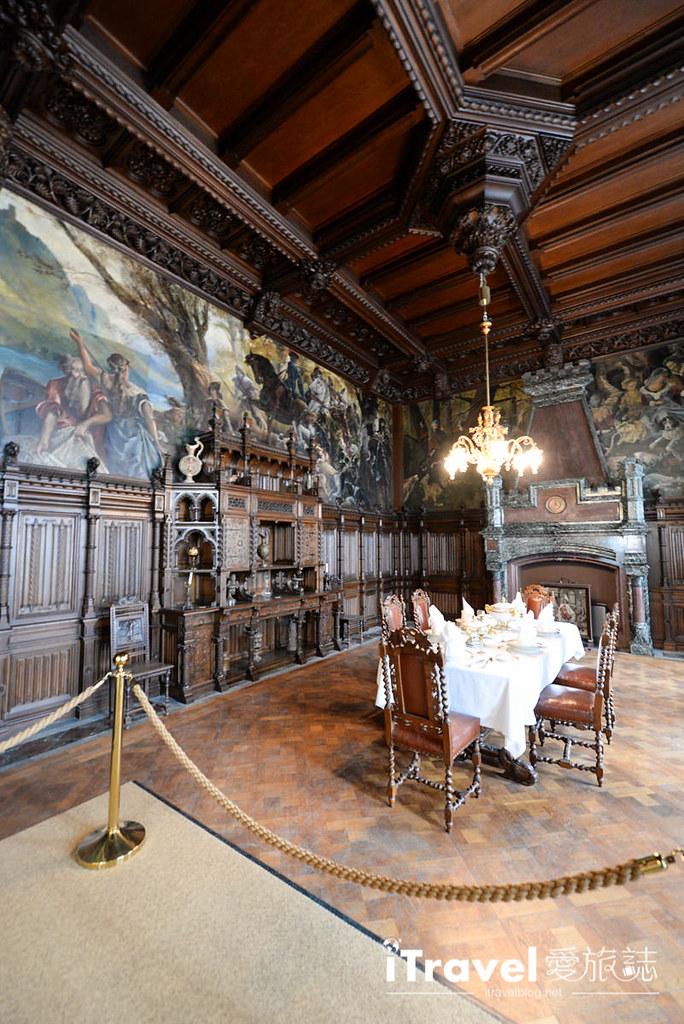 德國克尼格斯溫特爾景點 龍岩堡Schloss Drachenburg (60)