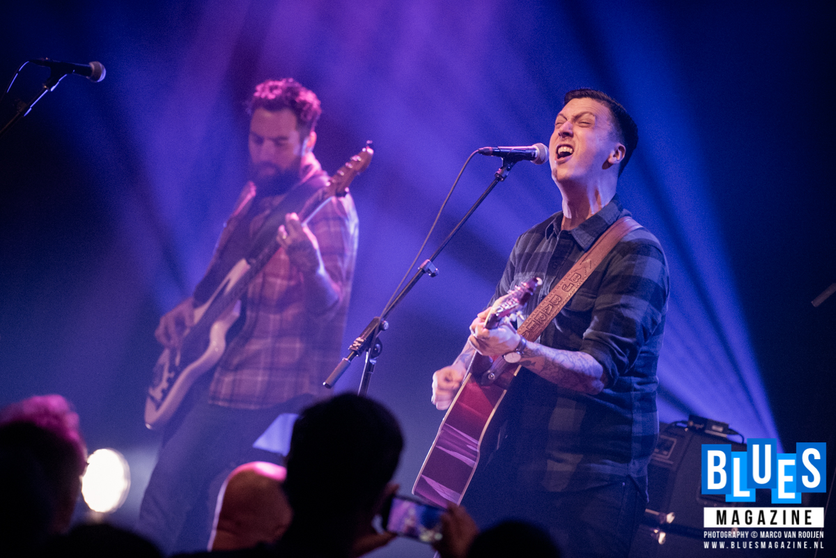 American Aquarium @ Ramblin' Roots 2018