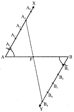 RD Sharma Class 10 Solutions Chapter 9 Constructions Ex 9.1 -4