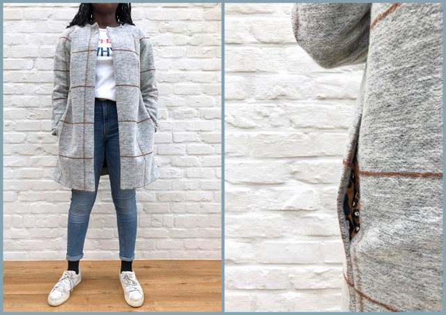 Chloë coat (collage)