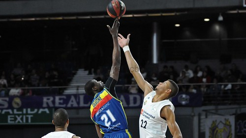 J7 ACB: Real Madrid - MoraBanc Andorra (4-11-2018)