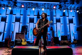 Jeffrey Gaines at World Cafe Live in Philadelphia, PA on September 18th, 2018
