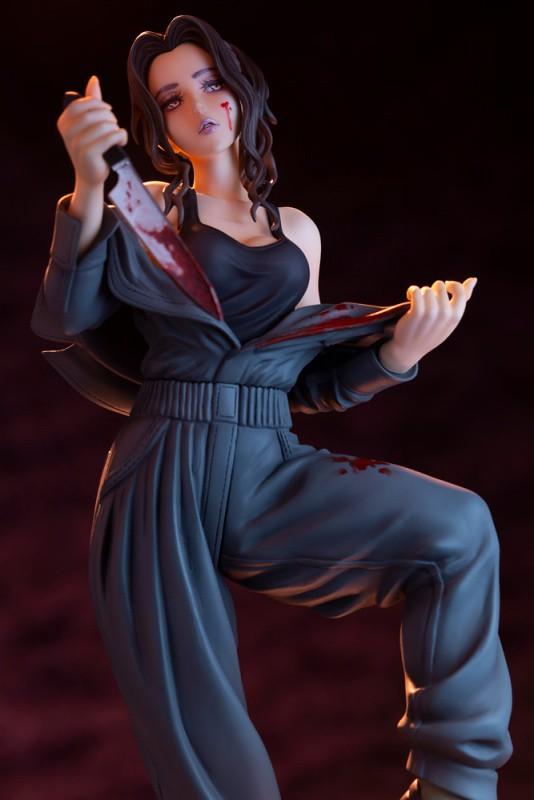 美到不行!! 壽屋 HORROR美少女 系列《月光光心慌慌》麥克·邁爾斯 マイケル・マイヤーズ 1/7 比例PVC塗裝完成 ...
