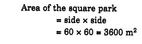 NCERT Solutions for Class 7 Maths Chapter 11 Perimeter and Area 7