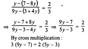 RD Sharma Class 8 Solutions Chapter 9 Linear Equations in One Variable Ex 9.3 - 9a