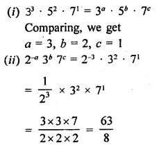 RD Sharma Class 9 Solutions Chapter 2 Exponents of Real Numbers Ex 2.1 - 12a