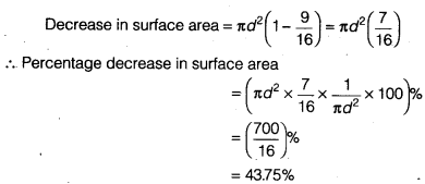 NCERT Solutions for Class 9 Maths Chapter 13 Surface Areas and Volumes a9 3a