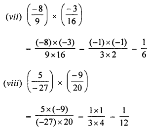 Selina Concise Mathematics class 7 ICSE Solutions - Rational Numbers-d1.....