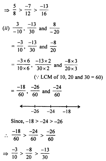 Selina Concise Mathematics class 7 ICSE Solutions - Rational Numbers-b5...