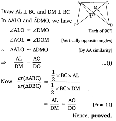 NCERT Solutions for Class 10 Maths Chapter 6 Triangles 58