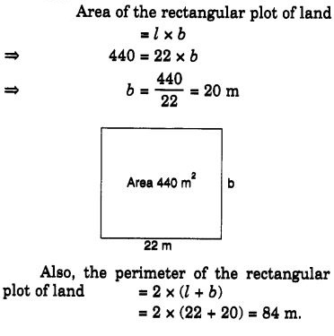 study rankers class 7 maths Chapter 11 Perimeter and Area 3