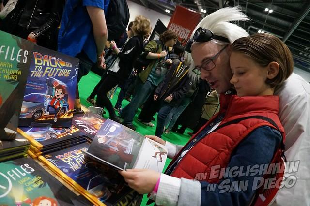 mcmLDN18 - MCM London Comic Con Winter 2018 (Photo Gallery 256 - Caroline Sultana)
