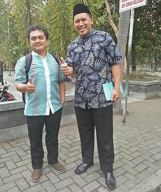Tri Bimo Sewarno & Zainal Arifin