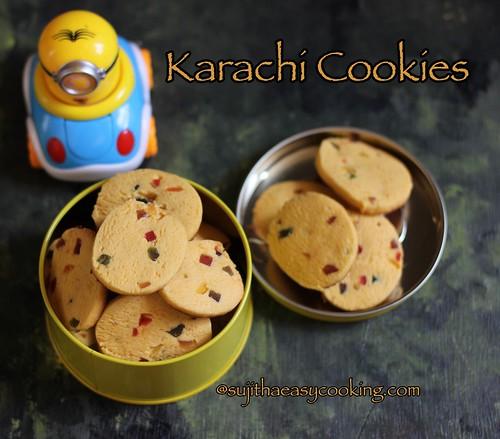 Karachi Cookies1