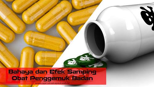 Bahaya dan Efek Samping Obat Penggemuk Badan
