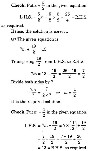 NCERT Solutions for Class 7 Maths Chapter 4 Simple Equations 29