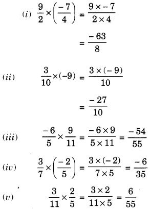 NCERT Solutions for Class 7 Maths Chapter 9 Rational Numbers 49