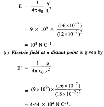 NCERT Solutions for Class 12 physics Chapter 2.3