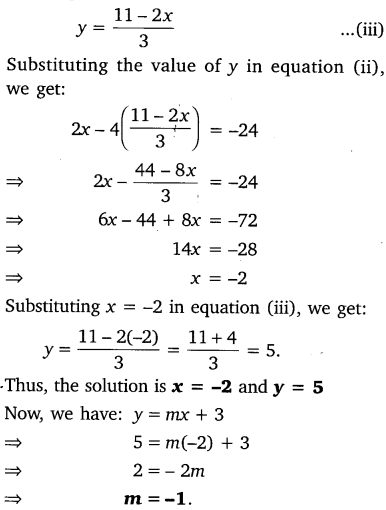 NCERT Solutions for Class 10 Maths Chapter 3 Pair of Linear Equations in Two Variables e3 2