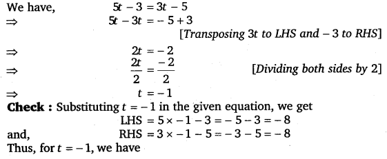 NCERT Solutions for Class 8 Maths Chapter 2 Linear Equations In One Variable 32