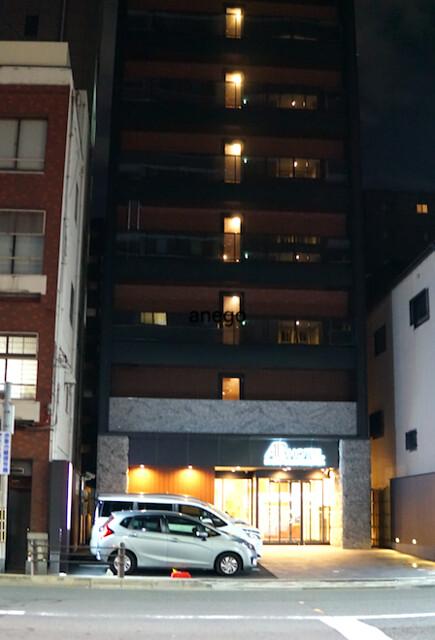 ABホテル 建物