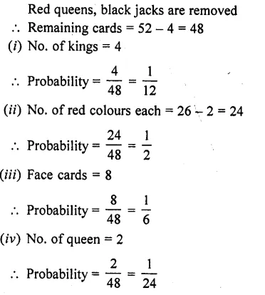 RD Sharma Class 10 Solutions Chapter 16 Probability Ex 16.1 69