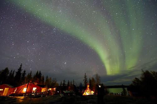 【極光之旅】我們的蜜月在北極─費用篇!與菲哥追著極光跑 Yellowknife Northern Lights Tour ★ 加拿大黃刀鎮超優質 ...