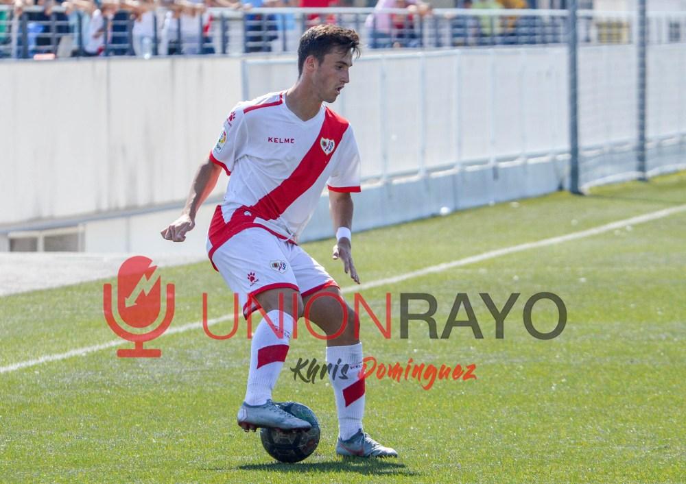 Juvenil A 1-1 Alcorcón