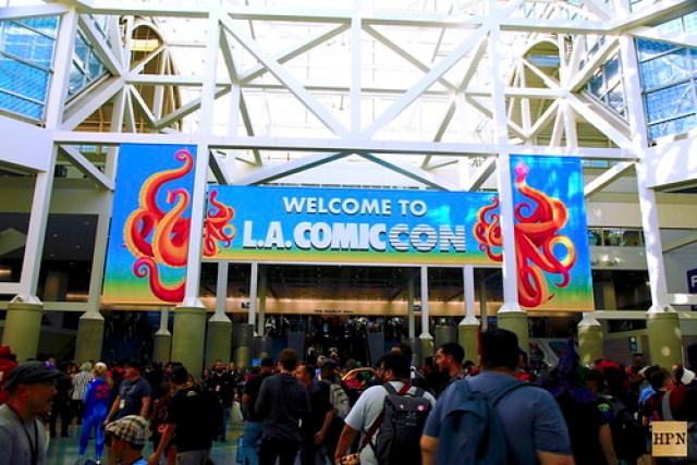 LA Comic Con Cosplay 2018