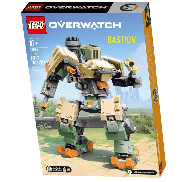 LEGO Overwatch Sets Leaked XPLoot