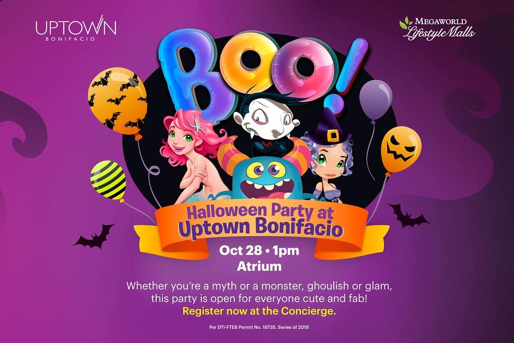Halloween Feest.Halloween Manila 2018 Trick Or Treats Parties And Haunted