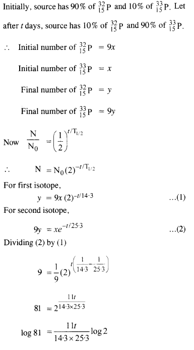 NCERT Solutions for Class 12 physics Chapter 13.41