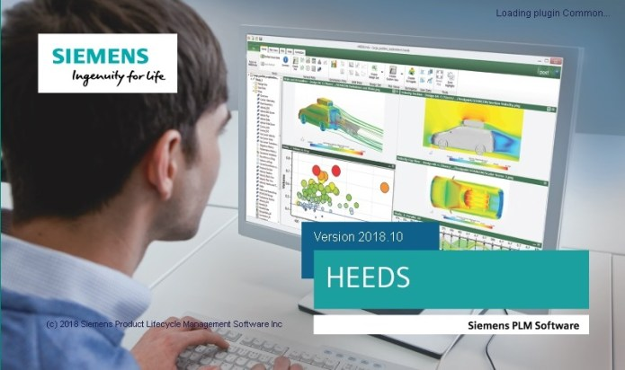 Siemens HEEDS MDO 2018.10.0 + VCollab 2015 Win-Linux x64