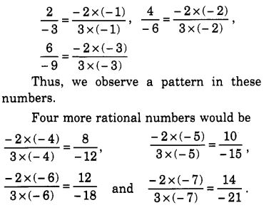 NCERT Solutions for Class 7 Maths Chapter 9 Rational Numbers 9